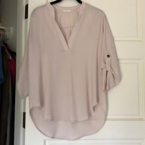 Beautiful light pink blouse 💕